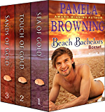 The Beach Bachelors Boxset (Three Complete Contemporary Romance Novels in One) (The Beach Bachelors Series)
