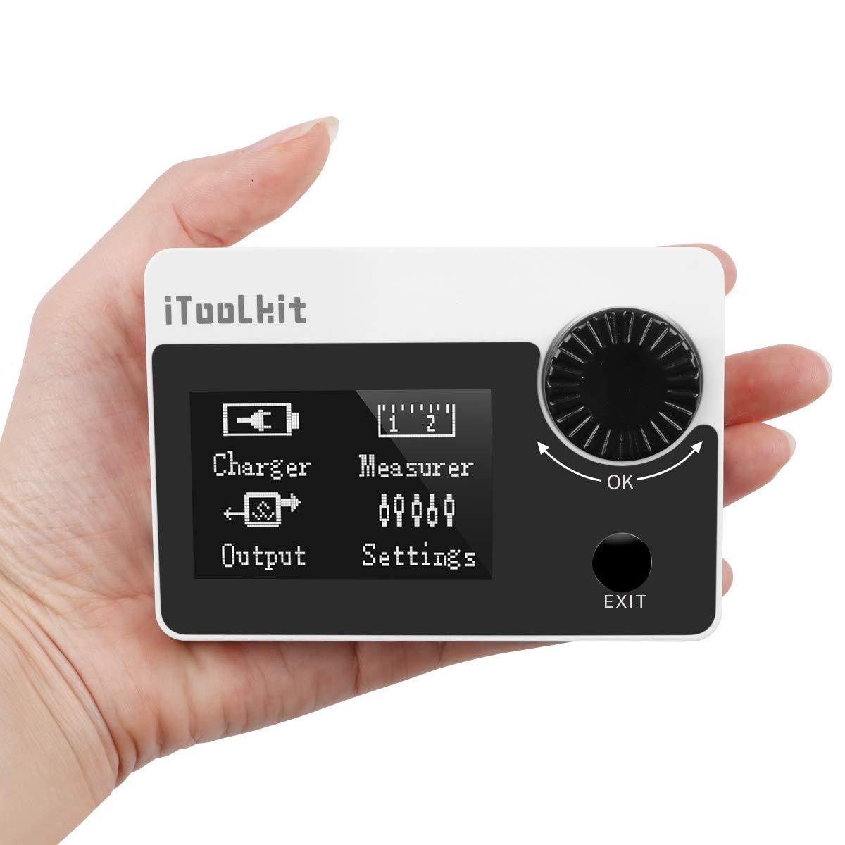 FancyWhoop Toolkit LiPo Cargador de Equilibrio de batería ...