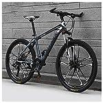 61MmJc4DO8L. SS150 26 Pollici 21 velocità, ABicicletta, Bicicletta Mountain Bike, dulto Bicicletta MTB, Biciclette, Doppio Freno A Disco…