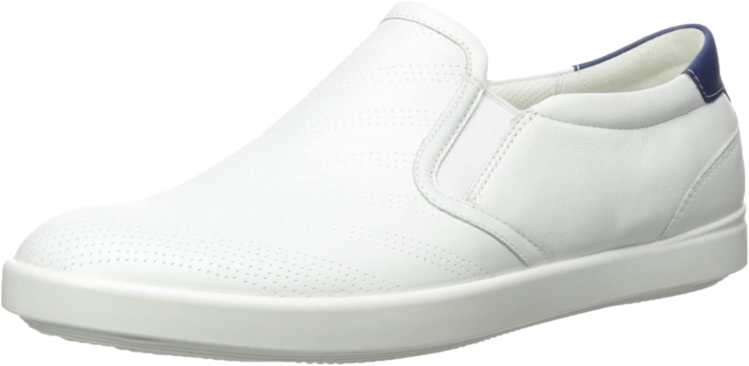 ECCO Women's Aimee Perforated Slip on Fashion Sneaker