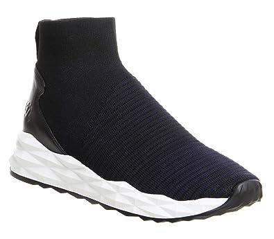 bien pas cher bon marché qualité Ash Footwear Chaussures Spot Baskets Noir Femme Midnight 39