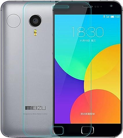 Newtec24 Meizu MX4 Pro (32GB / 16GB) 5.5 inch large screen 4G LTE 3GB RAM 20.7MP LED flash 3350mAh (Black-16GB): Amazon.es: Electrónica