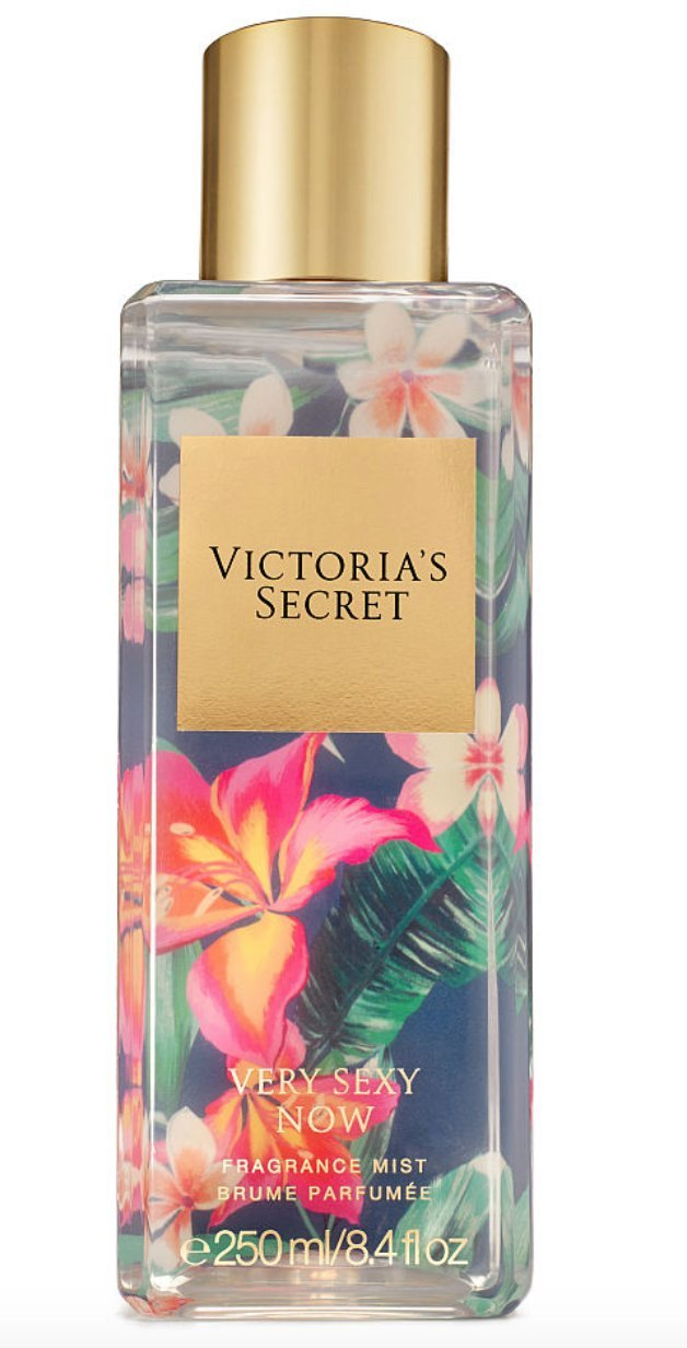 Victoria's Secret Very Sexy Now Fragrance Mist 8.4 ounce