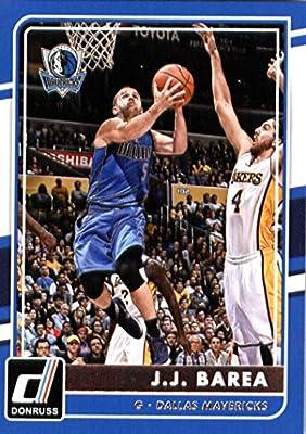 2015-16 Donruss  33 J.J. Barea Dallas Mavericks Basketball Card-MINT e68e42651