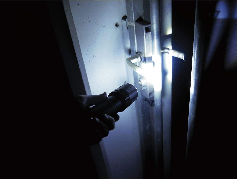 Shada 700343 Taschenlampe Nightwatch 1500 Lumen