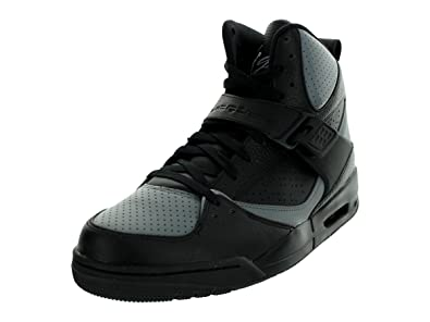 bc22ef0202dd0 Amazon.com | Nike Men's Jordan Flight 45 High Black/Cool Grey ...