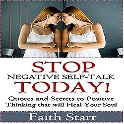 Stop Negative Self-Talk Today