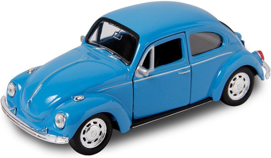 Welly  VW Käfer ca 12 cm lang in hellblau