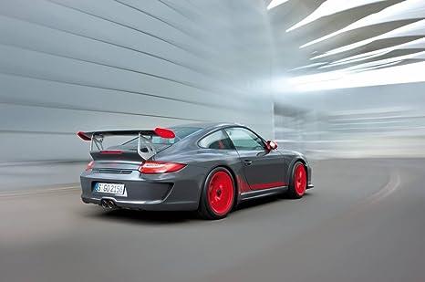 Classic y los músculos de los coches y Porsche 911 GT3 RS para Coches Auto Póster