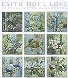 McKenna Ryan Pine Needles Faith Love Hope Quilt Pattern Set of 9
