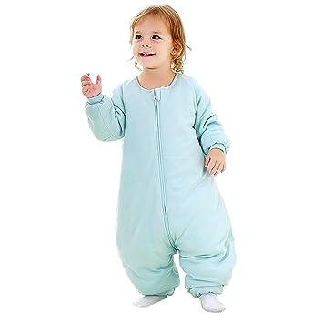TupTam Saco de Dormir con Pies de Invierno para Beb/és