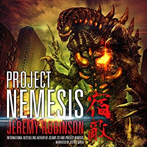 Project Nemesis Audiobook