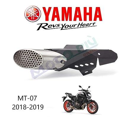 Cubierta para el tubo de escape original Yamaha de estilo ...