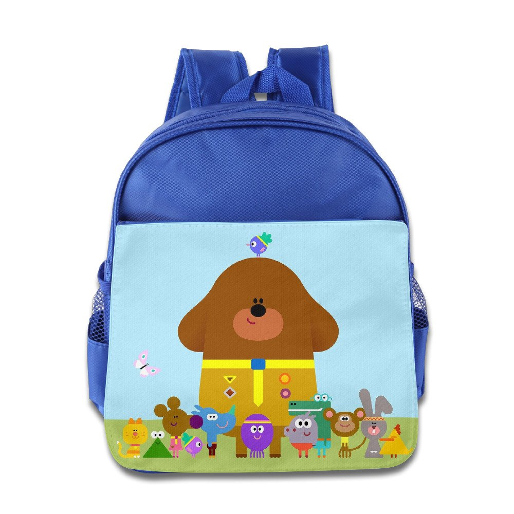 Amazon.com  Hey Duggee Kids School Backpack Bag  Toys   Games 2b37dbe683