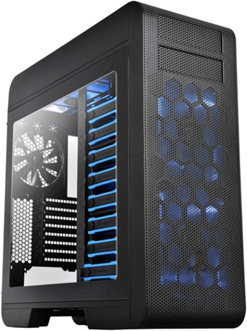 Adamant Custom 18X-Core Video Editing Rendering Workstation Desktop Computer Intel Core i9 10980XE 3.0Ghz 128Gb DDR4 6TB HDD 2TB NVMe SSD 1200W Toughpower PSU Wi-Fi GeForce RTX 2080 Ti 11Gb
