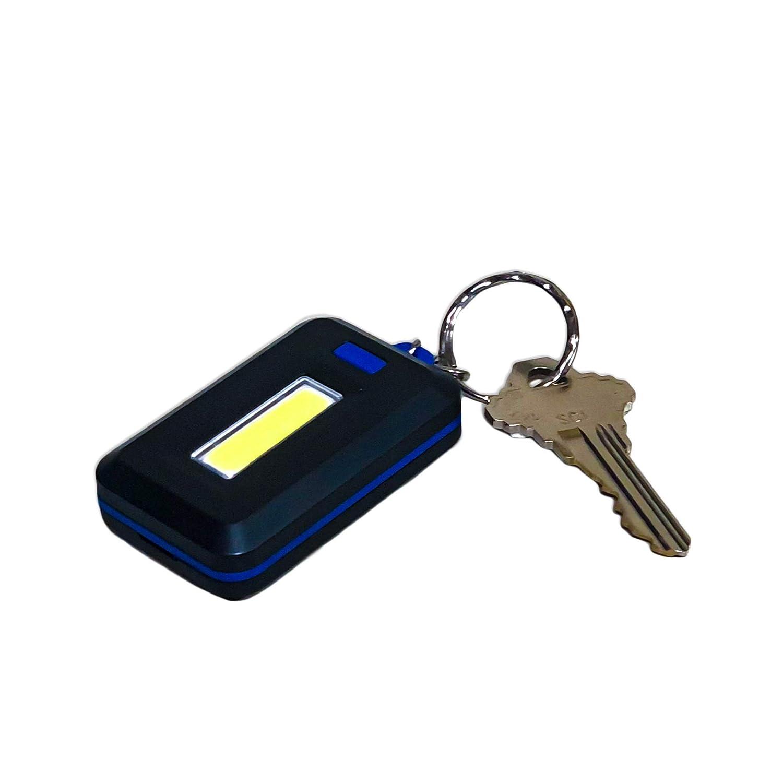 Amazon.com: Linterna de llavero pequeña LED Flipo Micron COB ...
