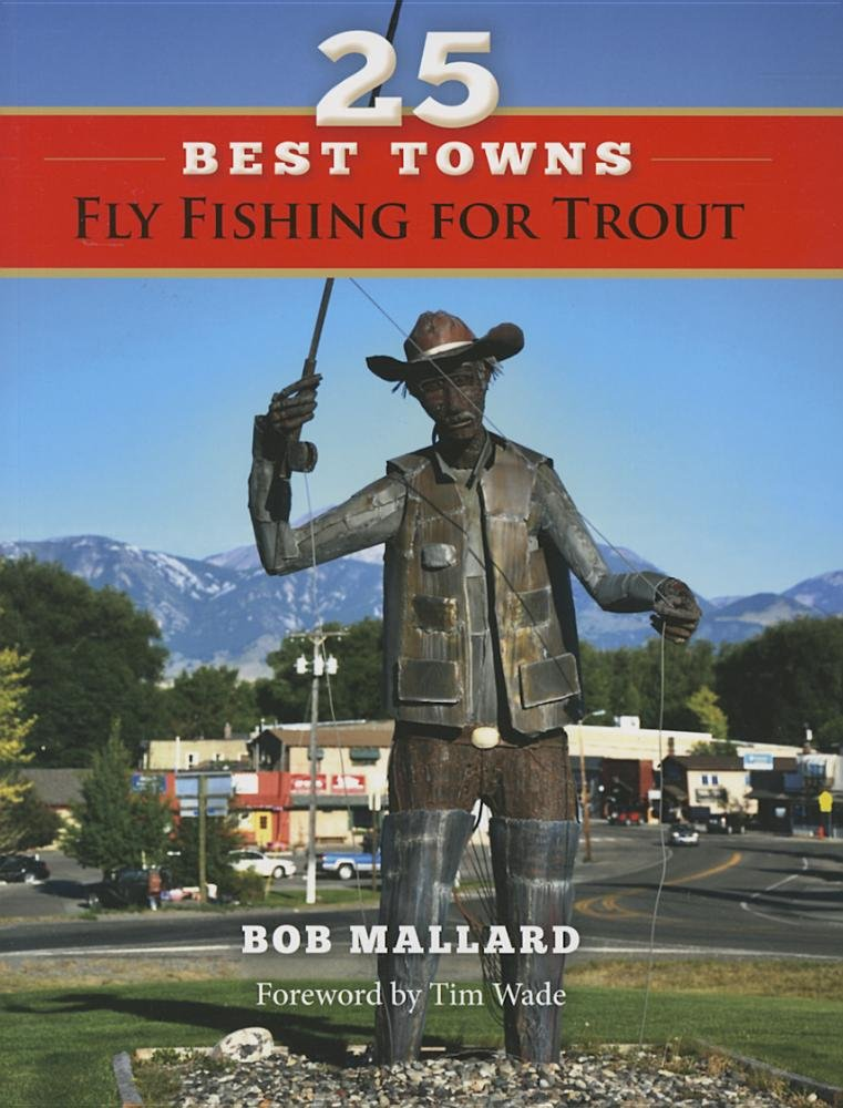 Download 25 Best Towns to Fly Fish for Trout pdf