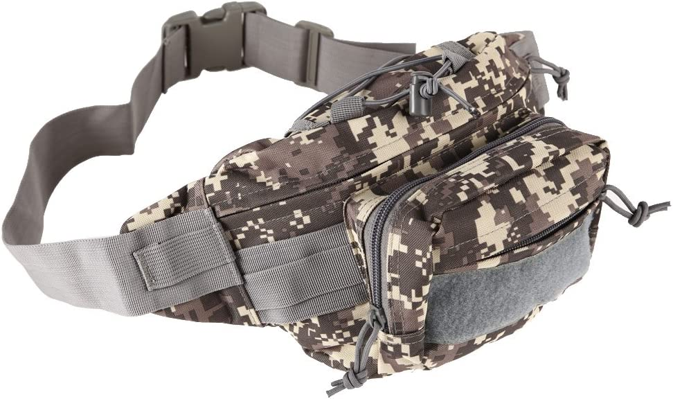 Details about  /EDC Waist Belt Bag Tool Storage Tactical outdoor Hiking Camping Fingertip Toy