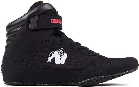 Los zapatos de culturista perfectos para el entrenamiento de fuerza, powerlift, gimnasio o MMA,Calza