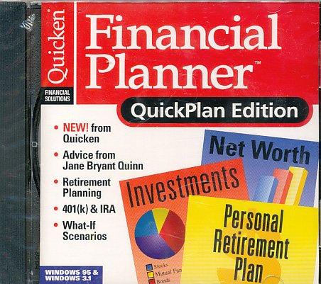 Quicken Financial Planner, QuickPlan Edition