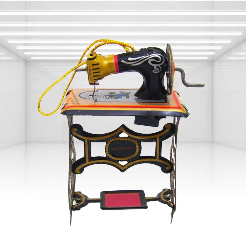 STOBOK - Máquina de Coser de Navidad Colgante Vintage Modelo de máquina de Coser Vintage para Regalo de colección, Adornos de Navidad Colgantes: Amazon.es: Hogar