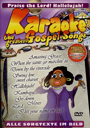 Karaoke: The Greatest Gospel Songs