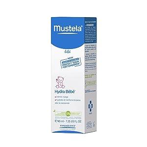Mustela - Crema Facial Hidratante Hydra-Bebé Mustela 40ml