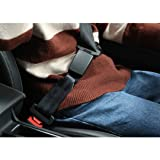 2 Pack 8'' Seat Belt Extender for Cars, 7/8 inch