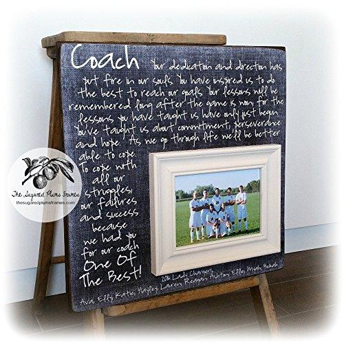 Coach Gift, End of Season Gift