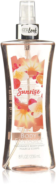 Body Fantasies Signature Fragrance Body Spray, Sweet Sunrise Fantasy, 8 Fluid Ounce