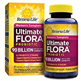 Cheap Renew Life – Ultimate Flora Probiotic Women's Care – 90 billion – 30 vegetable capsules