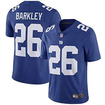 Outerstuff Saquon Barkley New York Giants #26 Blue Youth Mid Tier Home Jersey