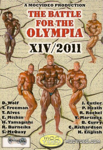 2011 Supplement - Battle for the Olympia 2011 Bodybuilding