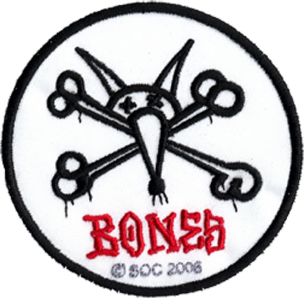 Vato Rat Circle Logo POWELL PERALTA BONES WHEELS Skateboard Sticker