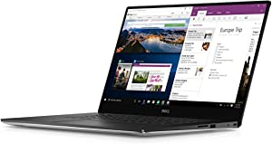 DELL XPS 15 - 9550 I5 6300HQ 3.2GHZ GEFORCE GTX 960M 2GB 8GB 2133MHZ 4K 3840X2160 TOUCH 256GB NVME SSD SUPPORT 1 YEAR OC0082