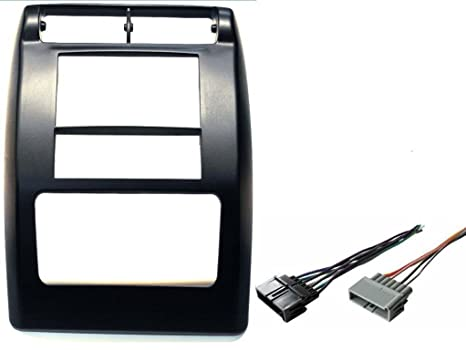 Amazon aftermarket double din radio stereo car install dash