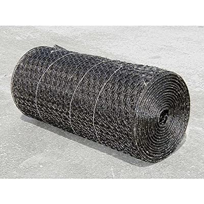 PVC Coated Hex Wire 4' High x 150' Long Roll