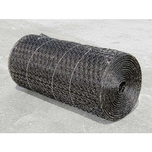 (PVC Coated Hex Wire 2' High x 150' Long Roll)