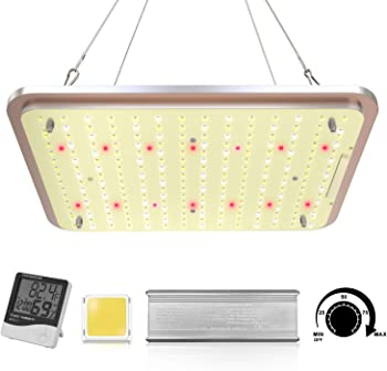 VanecctMosuny Dimmable LED Grow Light