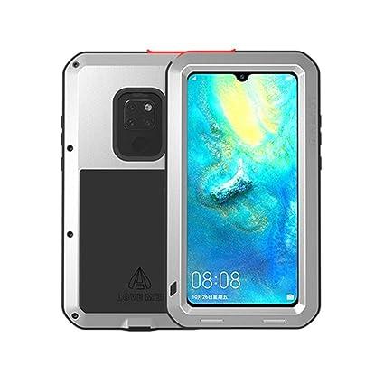 Amazon.com: Bpowe - Carcasa para Huawei Mate 20 (silicona, a ...