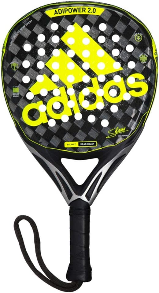 All for Padel Adipower 2.0 Pala de pádel, Adultos Unisex, Lime ...