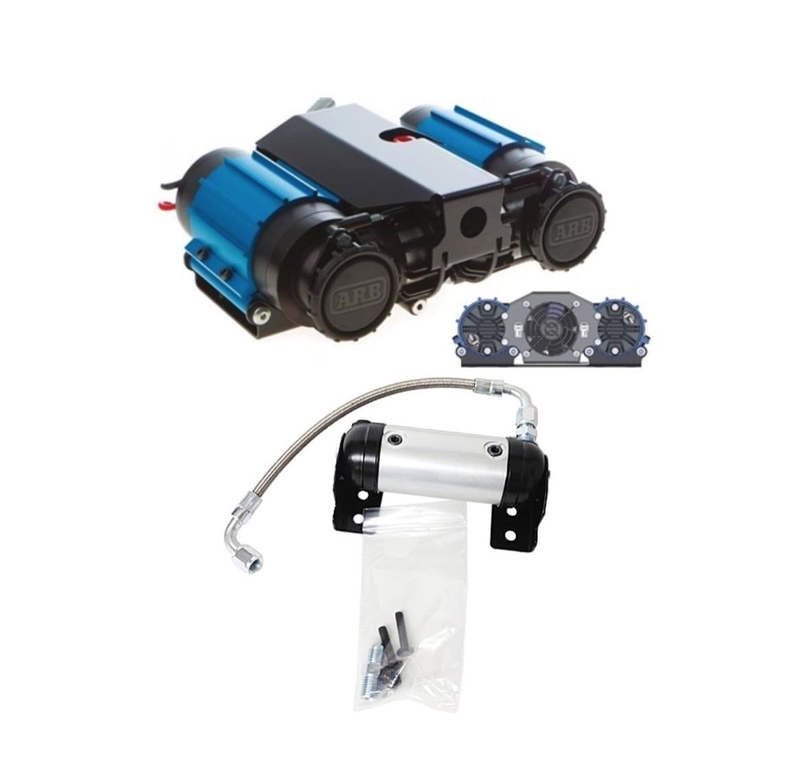 ARB Twin with Air Locker Manifold Kit