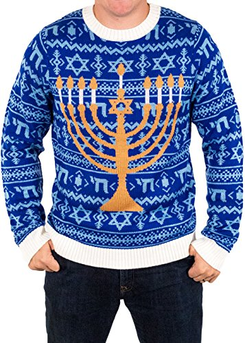 Chanukah is Funakah Ugly Hanukkah Sweater