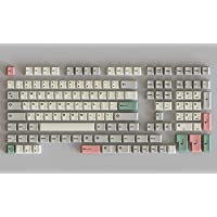 HK Gaming Dye Sublimation | Cherry Profile | Thick PBT Keysets For Mechanical Keyboard (139 Keys, 9009)