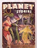 img - for PLANET STORIES WINTER SEPT.-NOV. 1946 VOLUME III NO. 5 book / textbook / text book