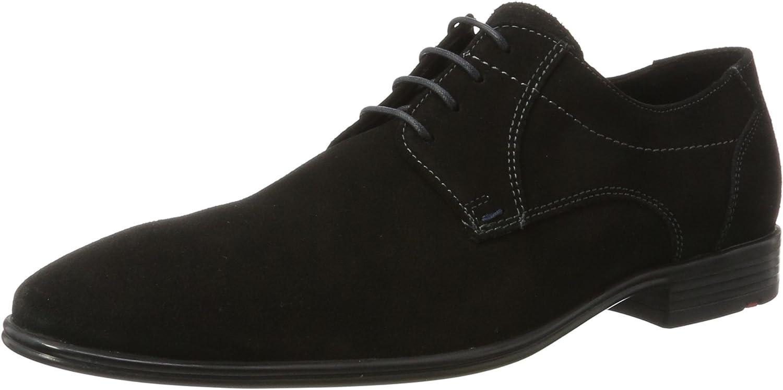 TALLA 41 EU. LLOYD Osmond, Zapatos de Cordones Derby para Hombre