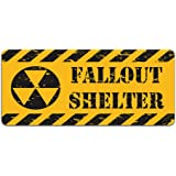 Fallout Shelter - Metal Sign / plaque