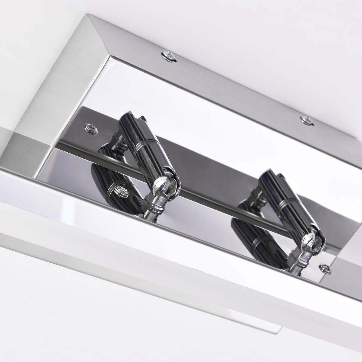mirrea 36in Modern LED Vanity Light for Bathroom Lighting Dimmable 36w Cold White 5000K by mirrea (Image #4)