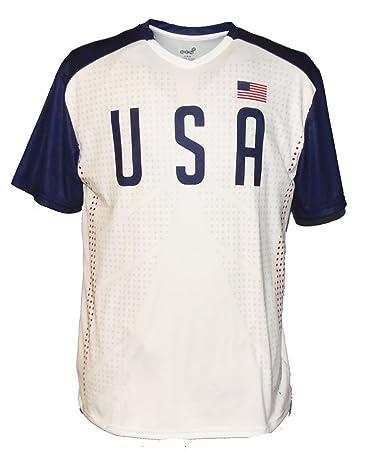 2f5b7c8614536 USA National Team Soccer Jersey - Replica