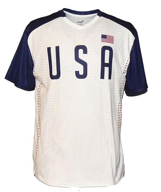 Amazon.com: Camiseta de fútbol del equipo nacional de ...